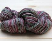 Manos del Uruguay - Serena - Knitting wool - Colour: Lily Pad #9095 - 50g Baby Alpaca & Pima Cotton - Sport weight