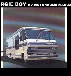georgie boy 1980 1990 motorhome manuals 410 pgs with rv etsy [ 1280 x 960 Pixel ]