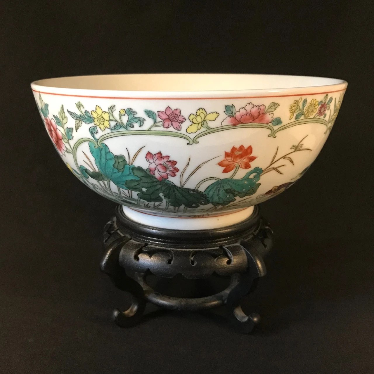 fine chinese porcelain famille