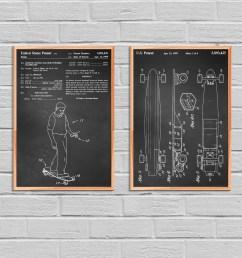 skateboard poster skateboard patent skateboard print skateboard art skateboard decor skateboard skateboard wall art electric skateboard 2p84 [ 3000 x 3000 Pixel ]