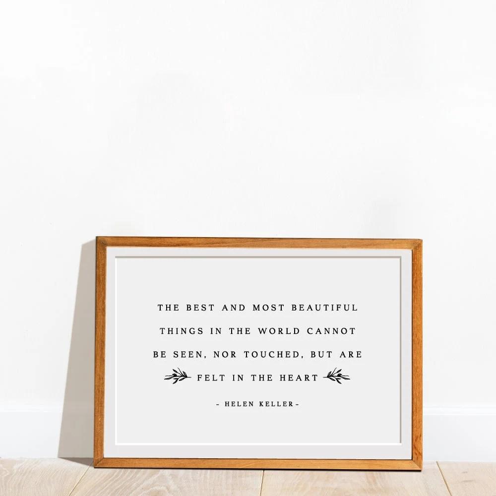 Beautiful Hope Helen Keller Quotes