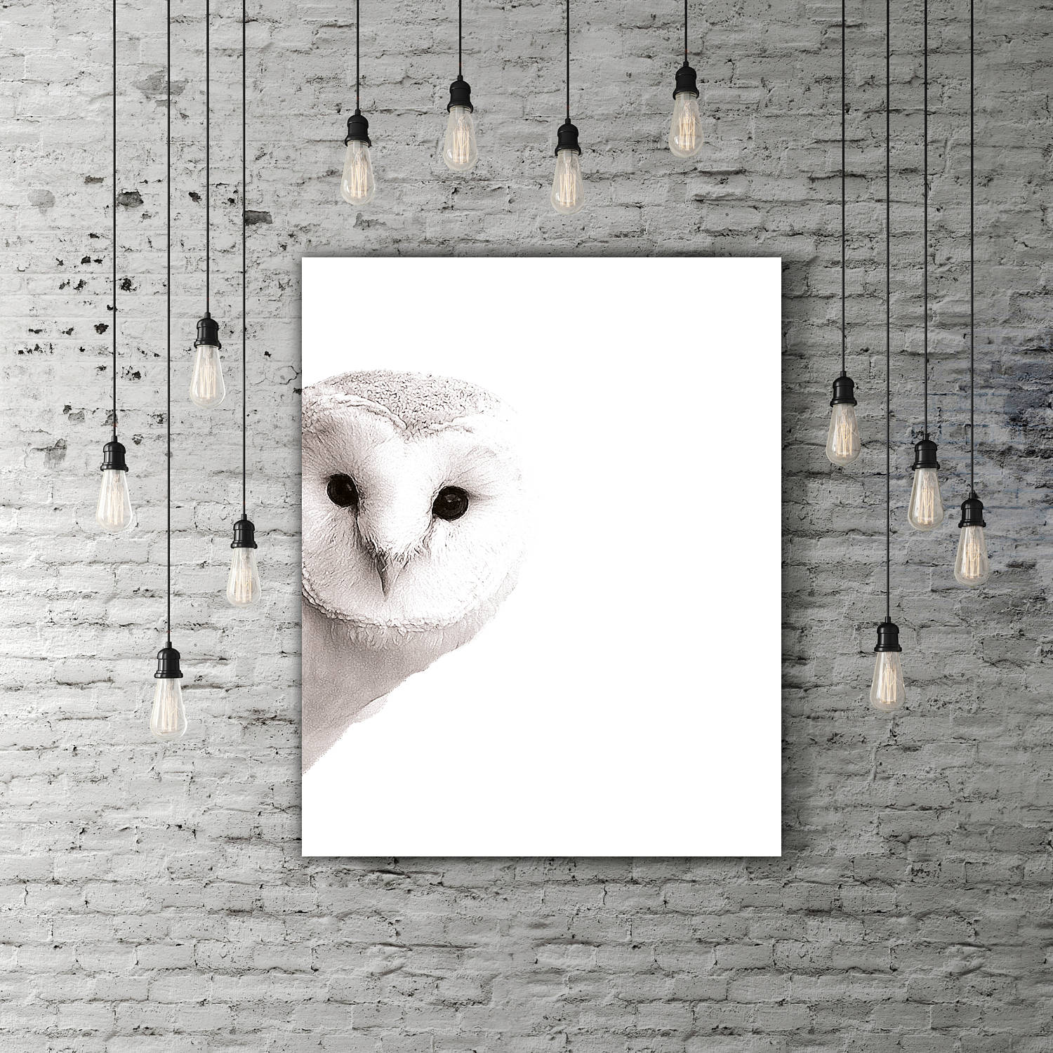 Cute Owl Decor Cute Owl Decor Nursery Woodland Art Bird Print Animal Wall Decor Owl Gift Woodland Printable Bird Art Print Cute Poster Owl Artwork