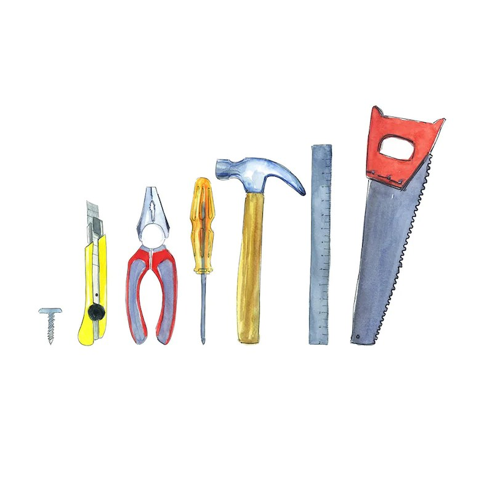 tools clipart tools kit