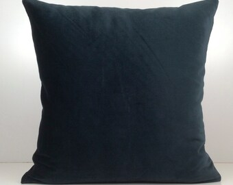 dark teal pillow etsy