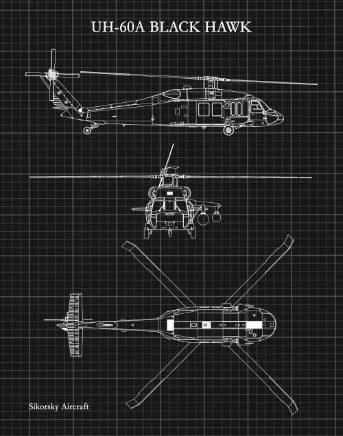 small resolution of uh 60a black hawk helicopter art print sikorsky uh 60a helicopter blueprint chopper pilot gift sikorsky uh 60 chopper helicopter decor
