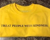 Harry Styles Treat People With Kindness Shirt (TPWK)— Inspired by Harry Styles (Harry Styles, One Direction, 1D, Shirt)