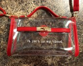 Shawn Mendes In My Blood purse inspired by Shawn Mendes' song In My Blood