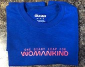 NASA WOMANKIND Shirt