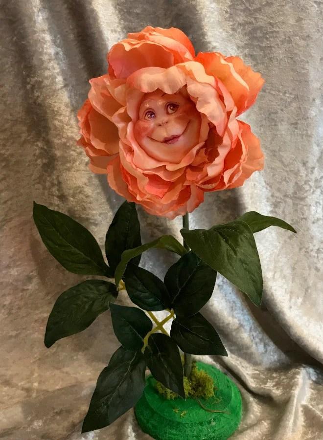 Fleurs Alice Au Pays Des Merveilles : fleurs, alice, merveilles, Alice, Merveilles, Parler, Fleurs, Harmonie, Pêche
