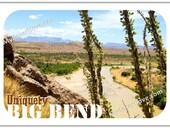 Handmade Postcard, Outdoo...