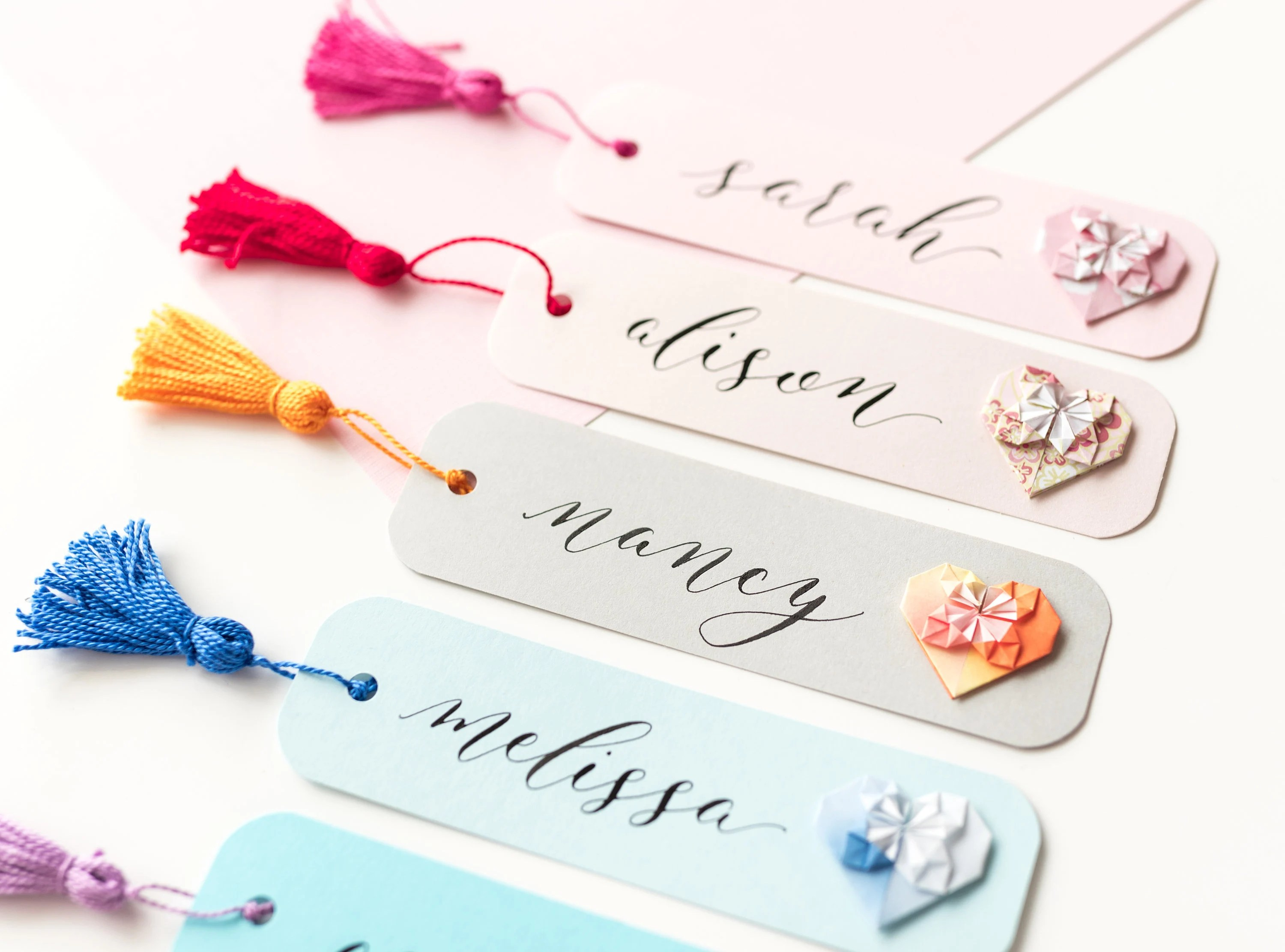 personalized bookmarks custom bookmarks