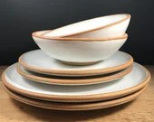 MADE TO ORDER - Handmade Dinnerware - place setting