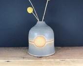 Dot bud vase