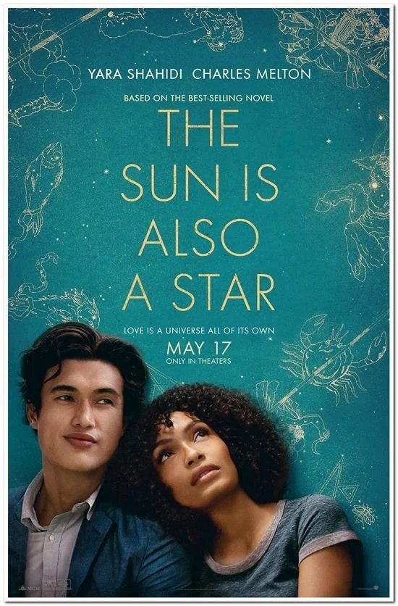 The Sun Is Also A Star : Original, 27x40, Advance