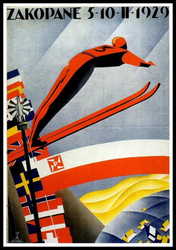 Art Deco Art Deco Print Art Deco Poster Deco Design Art Etsy