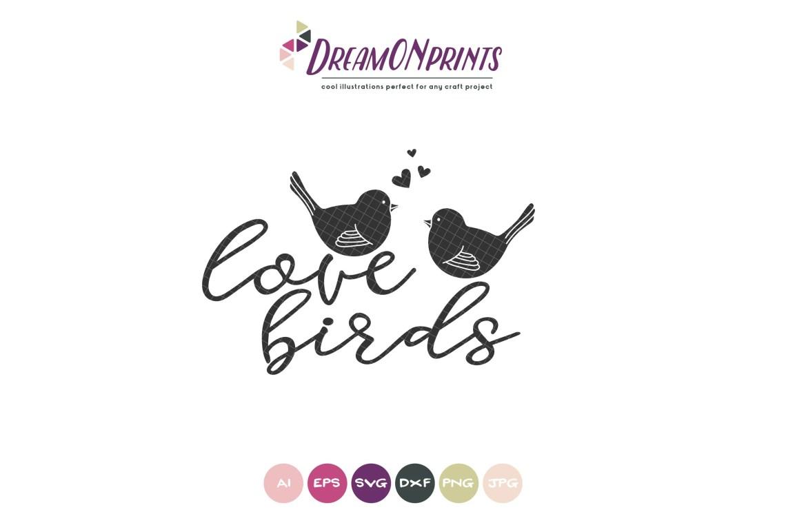 Download Love Birds SVG, Valentine's Day svg file, Birds SVG ...