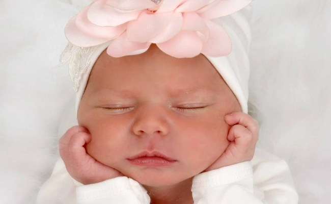 Unique Baby Gift Newborn Girl Hat Baby Hospital Hat Baby
