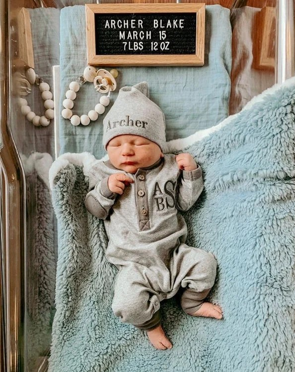 Newborn Boy Outfits For Pictures : newborn, outfits, pictures, Coming, Outfit, Personalized,, Newborn