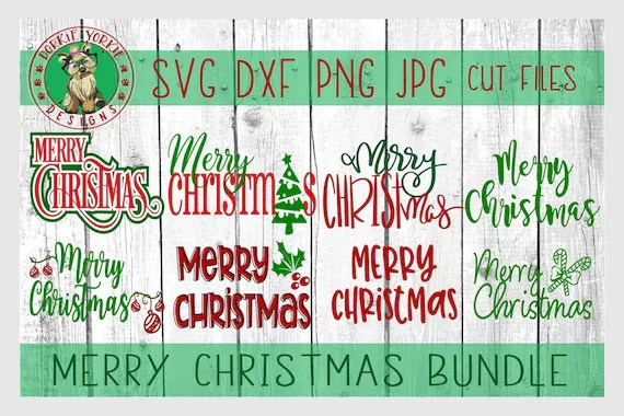 Our designs are in cut ready. Christmas Words Bundle Cane Studio Cutable File Tree Cricut Ornaments Keep Christ In Jpg Religious Svg Png Xmas Dxf Merry Clip Art Art Collectibles