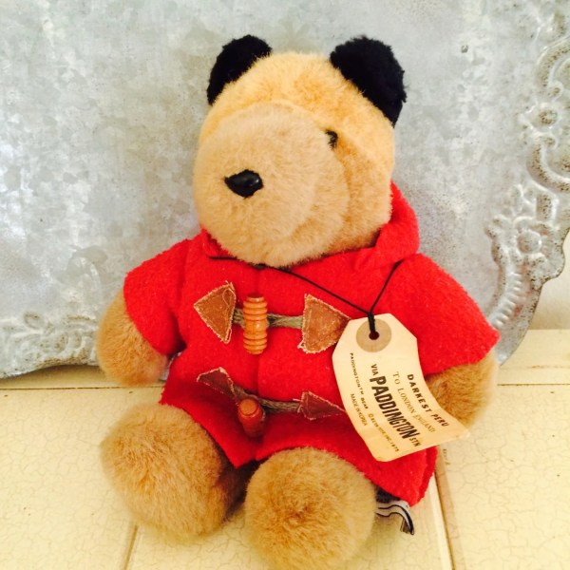 paddington bear stuffed animal # 25