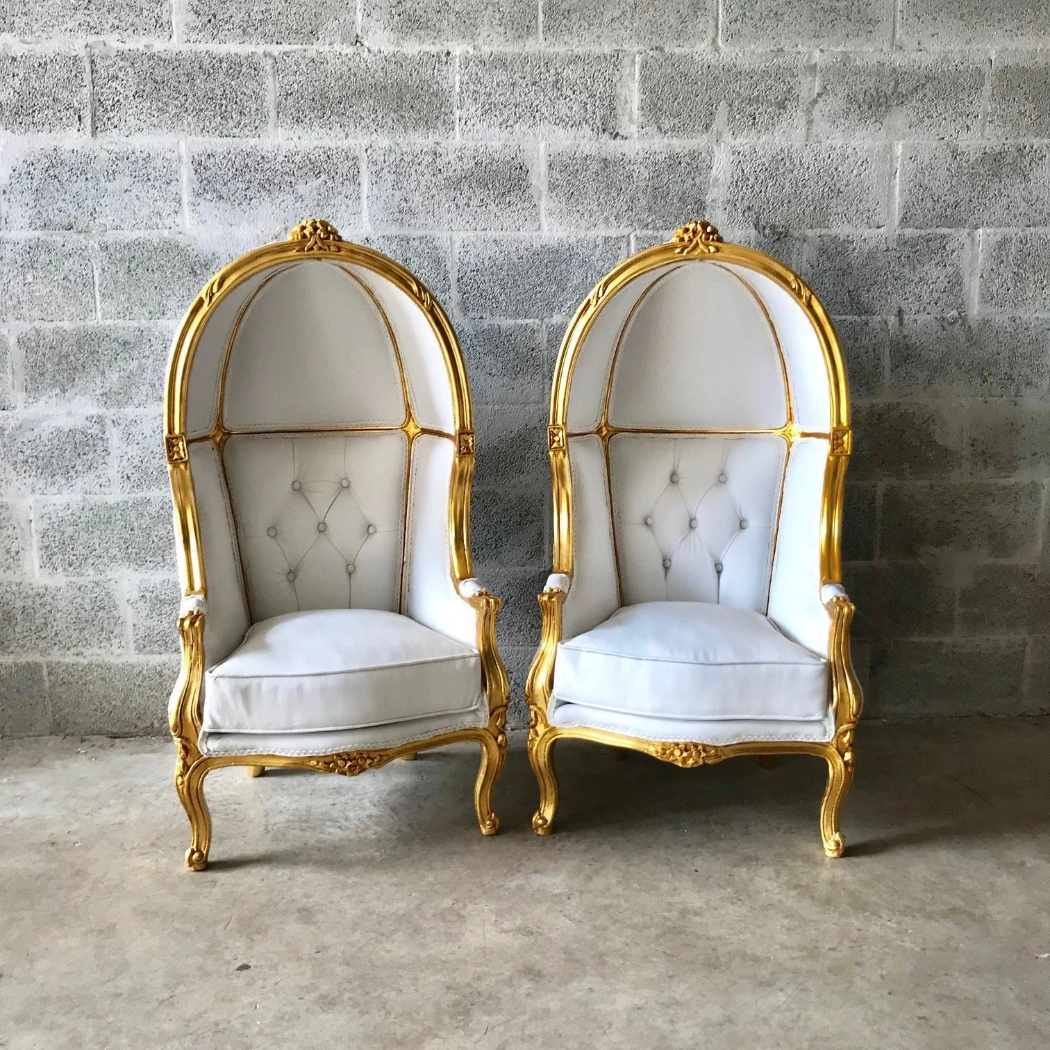 french canopy chair pier one imports covers reserved balloon throne 6 avail children size gallery photo