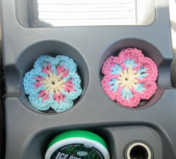 Auto Coasters Car Cup Holder Coaster