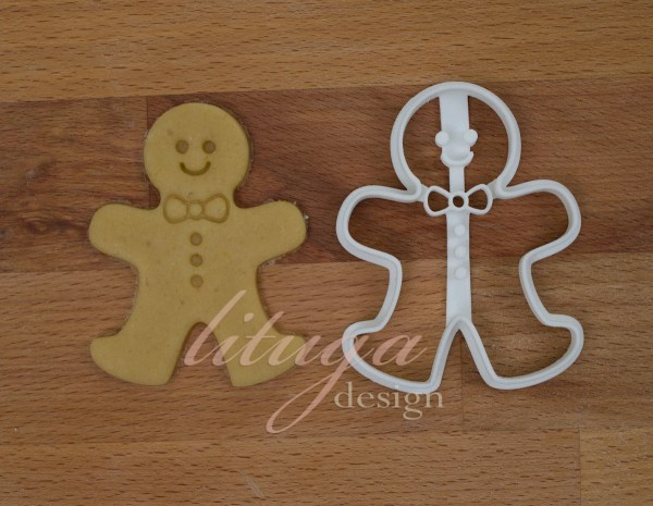 Christmas Cookie Cutter Gingerbread Man