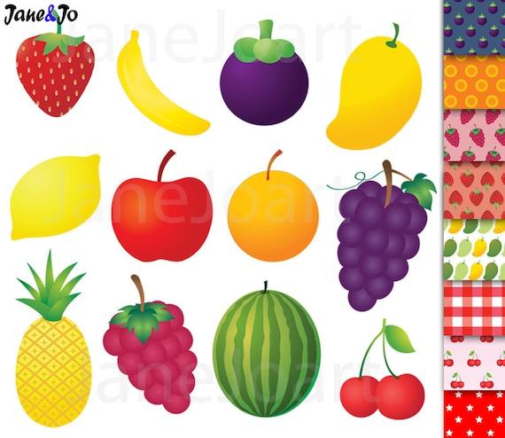 fruit clipart clip art pineapple