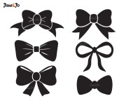 bow tie svg file vectorbow