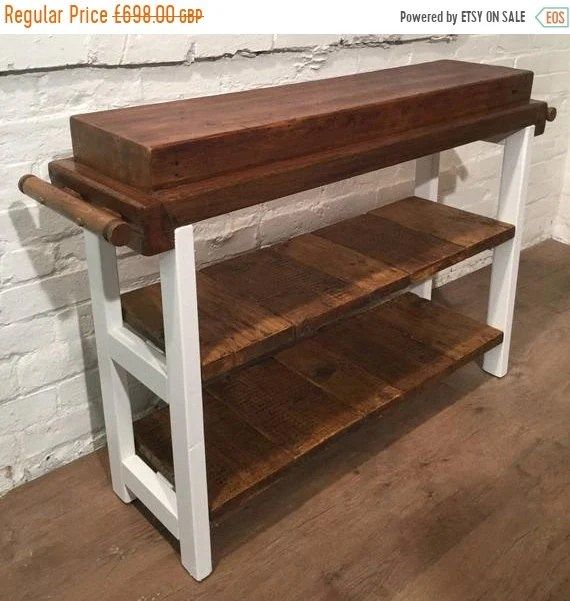 handmade kitchen islands fluorescent light covers bespoke the village orchard furniture shop now shopping 745 93 easter sale free delivery country f b painted solid reclaimed pine 250 year old butchers