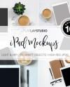 10 Ipad Mockup Bundle Light Airy Flat Lay Minimalist Etsy