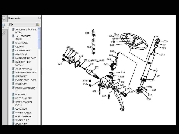 Kubota B1700 Tractor Wiring Diagram. Kubota L2850 Wiring