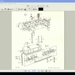 Massey Ferguson 240 Parts Diagram Earth Fault Loop Impedance Mf Tractor Manual 135pgs For Mf240 Etsy 50