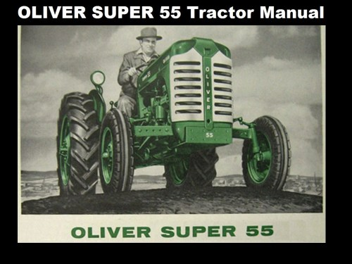 small resolution of oliver super 55 wiring diagram