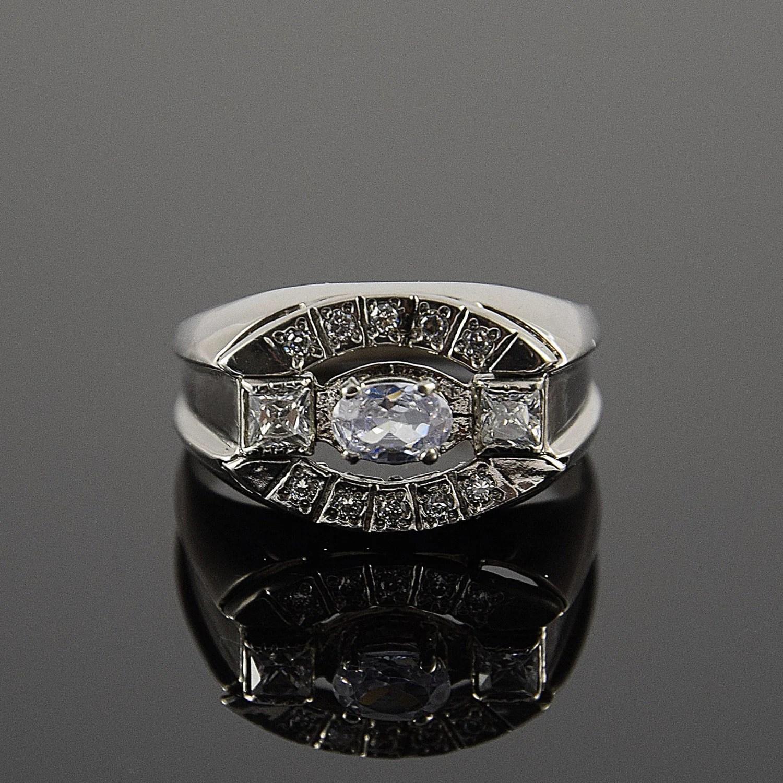 Herren Silber Ring Siegelring Silber Siegelring Herren  Etsy