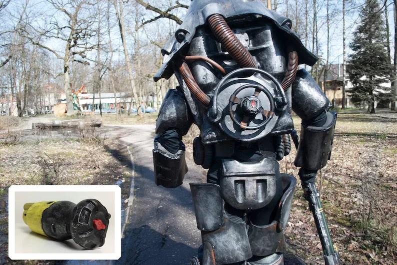 x01 power armor fallout
