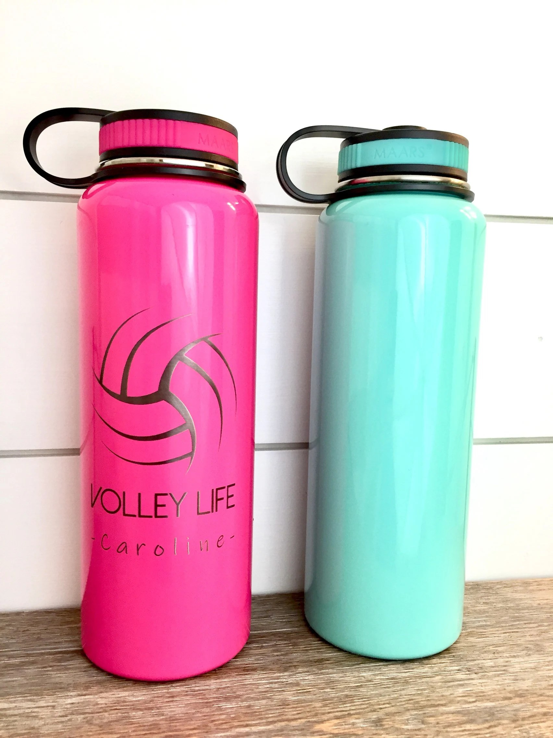 personalized sport bottle monogrammed