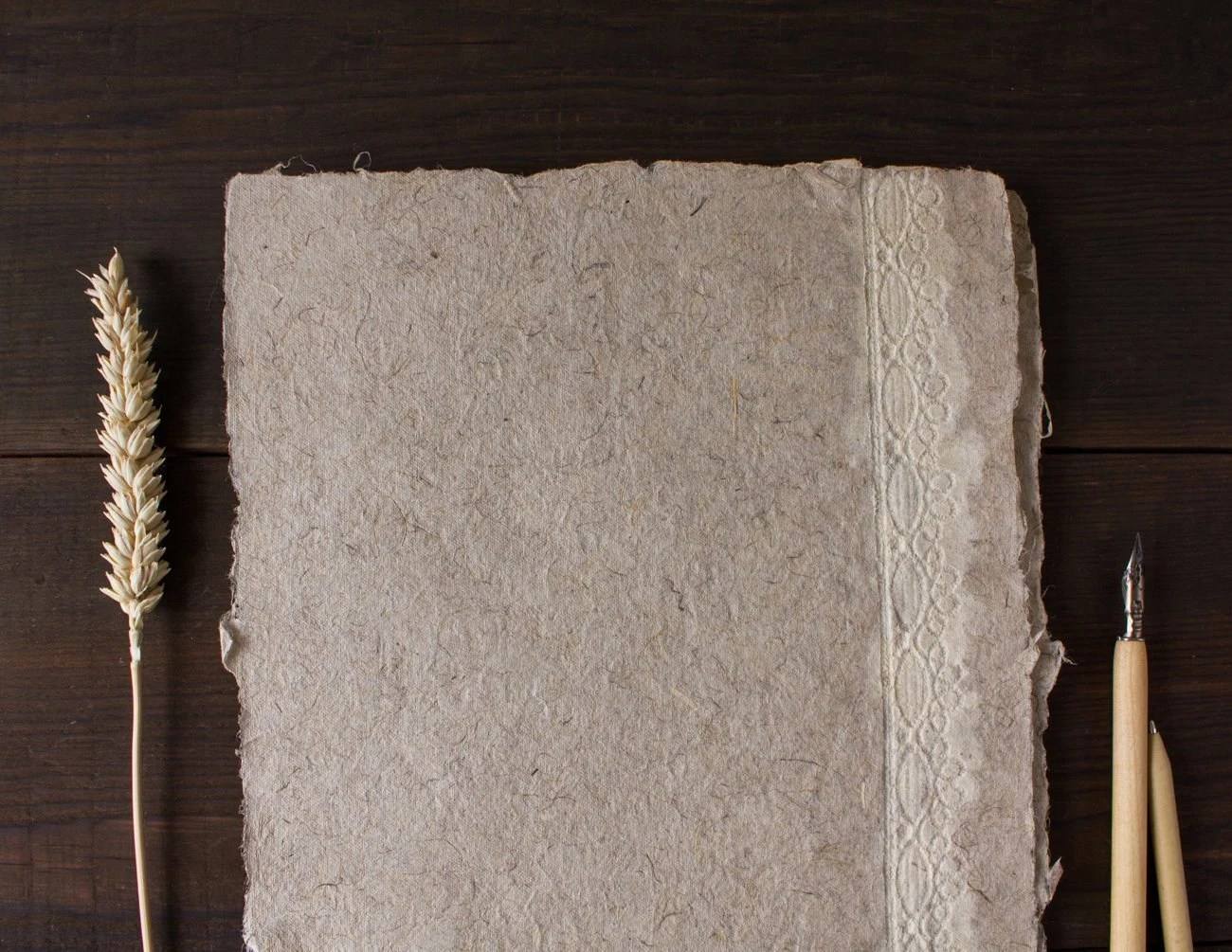 Handmade Paper Decorative Paper Sheets Writing Paper For
