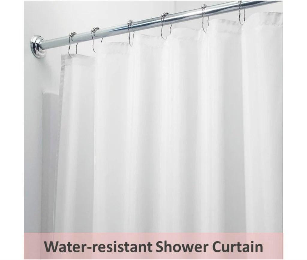 linen shower curtain etsy