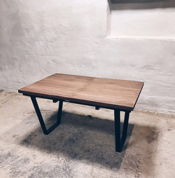 x table a manger extensible industrielle