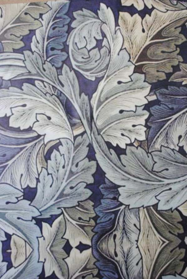 Arts And Crafts Wallpaper William Morris