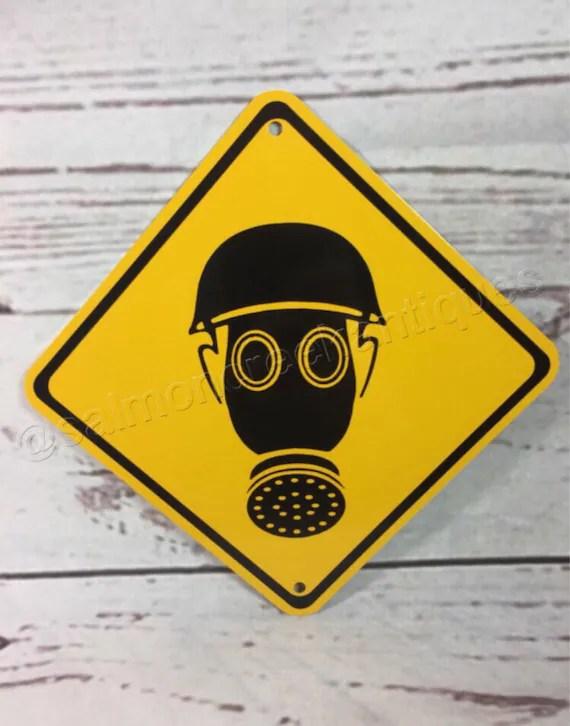 gas mask toxic mini