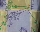 Golden Dor Fabric Blue/Gr...