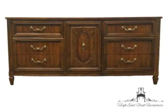 american of martinsville french empire style 71 dresser