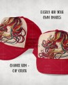 Dye Sublimation Trucker Cap Mockup Add Your Own Image And Etsy