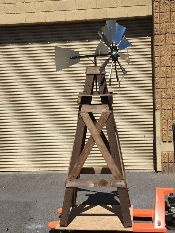 8 Foot Windmill Head And Tail Kit- 30