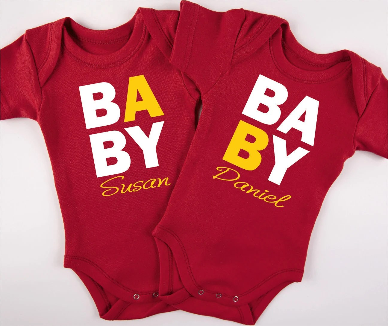 twin outfits personalized twin