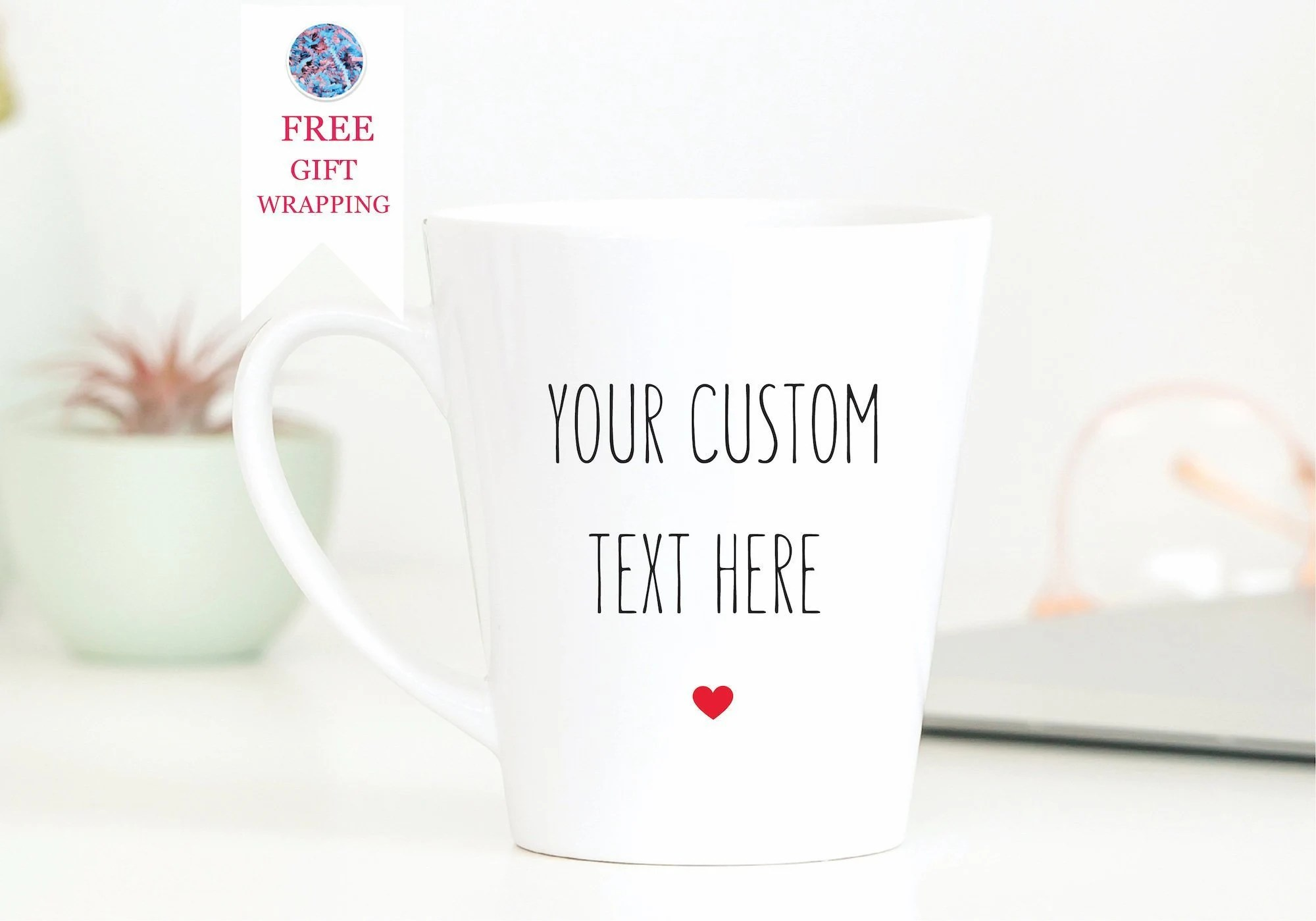 custom mug personalized mug