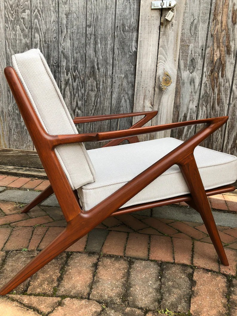 Beautiful Chairs Beautiful Handmade Teak Z Chair