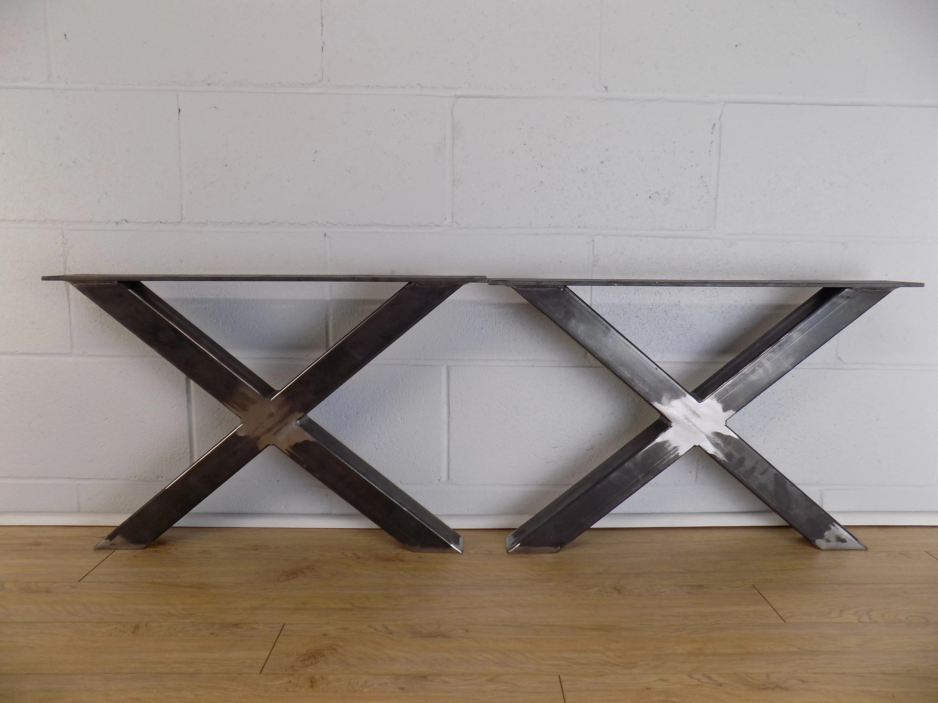 wooden sofa table legs sectional recliner repair parts wood etsy x style coffee 2x2 set of two